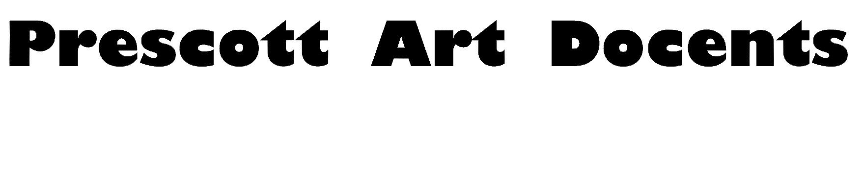 Prescott Art Docents